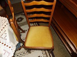 Foto 12 Nur an Selbstabholer biete Sofa Sessel, Stehlampe, Schrank, Esszimmer Tisch, Gasherd, Kleiderschrank