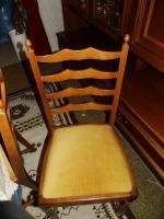Foto 13 Nur an Selbstabholer biete Sofa Sessel, Stehlampe, Schrank, Esszimmer Tisch, Gasherd, Kleiderschrank