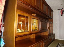 Foto 14 Nur an Selbstabholer biete Sofa Sessel, Stehlampe, Schrank, Esszimmer Tisch, Gasherd, Kleiderschrank