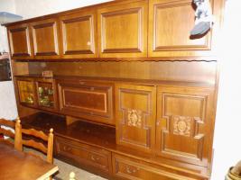 Foto 15 Nur an Selbstabholer biete Sofa Sessel, Stehlampe, Schrank, Esszimmer Tisch, Gasherd, Kleiderschrank