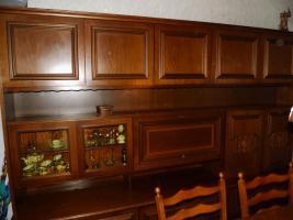 Foto 16 Nur an Selbstabholer biete Sofa Sessel, Stehlampe, Schrank, Esszimmer Tisch, Gasherd, Kleiderschrank