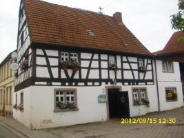 Nu�bach sch�nes Fachwerkhaus mit Scheune zu vermieten oder verkaufen als Gastst�tte oder Wohnhaus