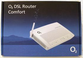 O2 DSL Router Comfort | WLAN Router - zum kabellosen surfen und telefonieren - voll funktionsfähig.