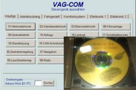 OBD 2 VAG-COM Opel COM TachoPro uvm. Software-Sammlung