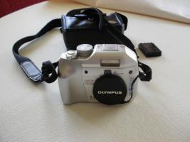 Foto 2 OLYMPUS C-5000 Digitalkamera
