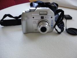 Foto 3 OLYMPUS C-5000 Digitalkamera
