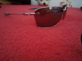 Oakley alinghi Sonnenbrille mit Schickem Etui
