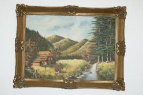 Ölbild von Breuer