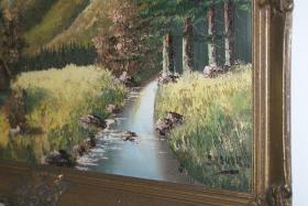 Foto 3 Ölbild von Breuer
