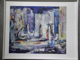 Ölbilder original, signiert, mit Rahmen