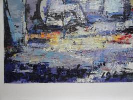 Foto 2 Ölbilder original, signiert, mit Rahmen