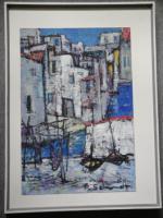 Foto 3 Ölbilder original, signiert, mit Rahmen