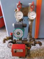 Foto 2 Ölheizung komplett, 20 Jahre in Betrieb, Brenner defekt.