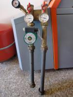 Foto 4 Ölheizung komplett, 20 Jahre in Betrieb, Brenner defekt.
