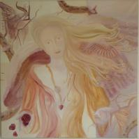 Ölmalerei - TimsWelt - TeitGeist