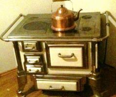 Ofen zu Großmutters Zeiten... Preis: 450 EUR VB