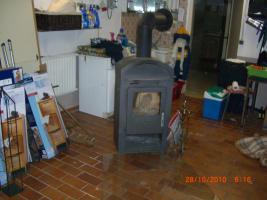 Foto 2 Ofen für die kalte Jahreszeit