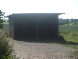 Foto 7 Offenstall-Laufstall-Boxen für Selbstversorger