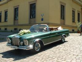 Foto 2 Oldtimer Hochzeitsautos zu vermieten