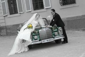 Foto 3 Oldtimer Hochzeitsautos zu vermieten