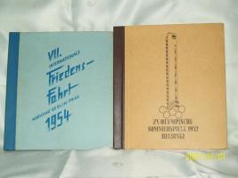 Olympiabücher 1952 1956