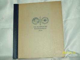 Foto 4 Olympiabücher 1952 1956