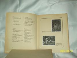 Foto 5 Olympiabücher 1952 1956