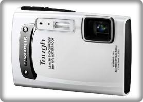 Olympus Tough TG-320 Digitalkamera (14 Megapixel)
