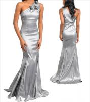 Foto 2 One Shoulder Abend Kleid