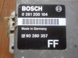 Foto 2 Opel Kadett Gsi Teile