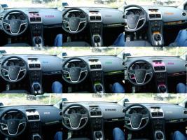 Opel Meriva B Antirutschmatten