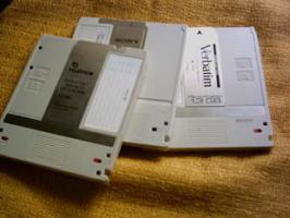 Opto-Magnetbänder 1,3 GB
