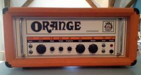 Orange Amp Overdrive Gitarrenverstärker