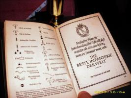 Foto 4 Org. Handbuch °° DU UND DEIN HEER °° Herausgabe 1943 °°