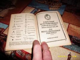Foto 3 Org. Taschenbuch '' DU UND DEIN HEER '' mit Orginal Stempel