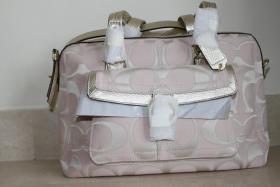 Foto 7 Orginal Coach Designer Handtasche USA