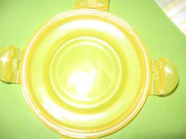 Foto 2 Orginal Lock&Lockdosen Rund Neu 4er Set Honiggelb