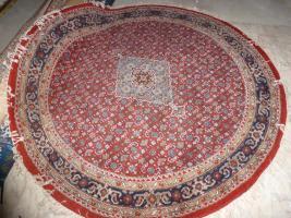 Orientteppich (orinial mit Zertifikat, rund, 199cm)