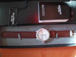 Orig. Madison New York Chronograph
