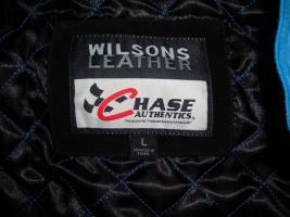 Foto 4 Orig. NASCAR Rennsport Jacke (Leder) zu verkaufen