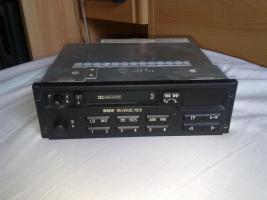 original bmw reverse rds radio kassettendeck e36 in. Black Bedroom Furniture Sets. Home Design Ideas