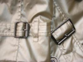 Foto 8 Original BURBERRY Damen Trenchcoat Mantel Gr.40-42 NEU mit Etikett
