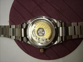 Original Chronoswiss Armbanduhr m. Orig. Stahlband