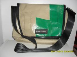 original freitag tasche dexter top in weiterstadt beige lkw plane. Black Bedroom Furniture Sets. Home Design Ideas