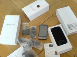 Foto 2 Original GOOGLE NEXUS ONE - NEU