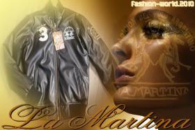Foto 2 Original La Martina Lederjacke '2010' Gr. M, L, XL, XXL, XXXL Neu