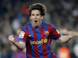 Foto 4 Original Lionell Messi Trikot Fc Barcelona