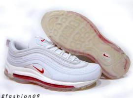 Foto 2 Original Nike Air Max 97 in silber oder weiß Größe 44 oder 45