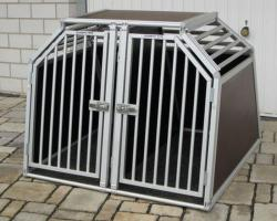 Original Schmidt-Box für 2 (große)Hunde