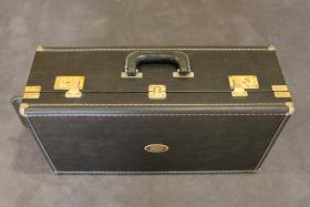 Foto 3 Original YAMAHA Doppelkoffer für 2 Trompeten und Zubehör